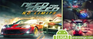 Качественная гоночная аркада Need for Speed No Limits
