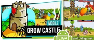 Grow Castle – интересная Tower Defence стратегия