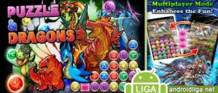 Puzzle & Dragons – паззл с элементами РПГ