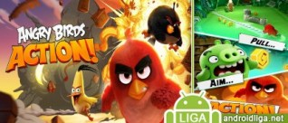 Angry Birds Action – новая аркада от Rovio
