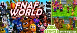 Фанатская РПГ Five Nights at Freddy's World