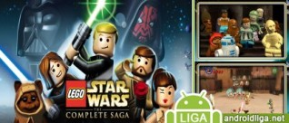 Спасите вселенную в Lego Star Wars: The Complete Saga