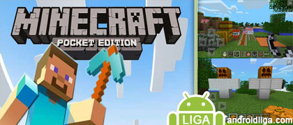 Minecraft Pocket Edition 3D