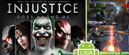 Injustice: Gods Among Us 3D
