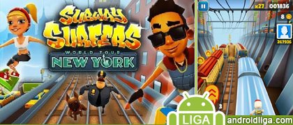 Subway Surfers: New York
