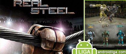 Real Steel (Живая Сталь)
