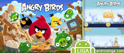 Angry Birds (Ангри Берс)