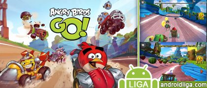 Angry Birds: GO