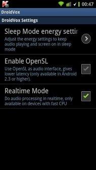 Программу для андроид меняет голос в звонке