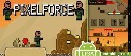 Pixel Force