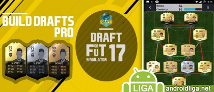 FUT 17 Draft Simulator