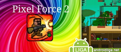 Pixel Force 2